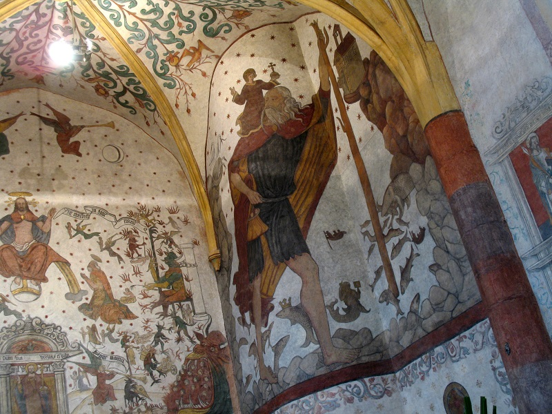 fresque Sillegny