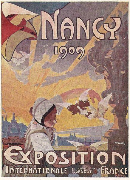 exposition internationale Nancy 1909