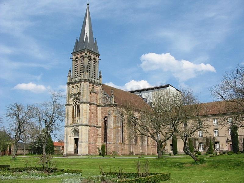 Abbaye Autrey
