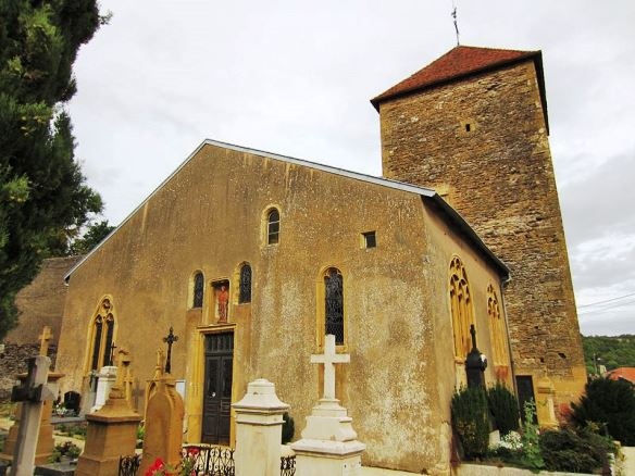 église Lessy