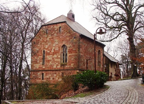 Chapelle Sainte-Croix Forbach 2