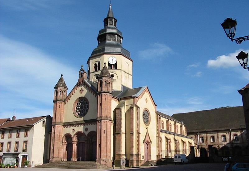 Abbaye Senones