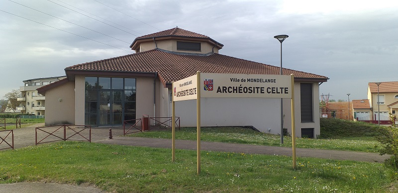 Archeosite celte Mondelange