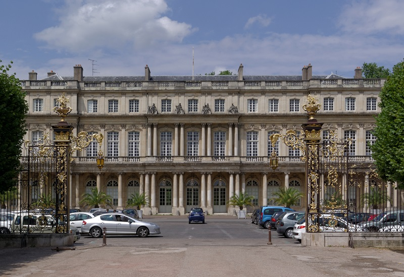 Palais Gouvernement Nancy