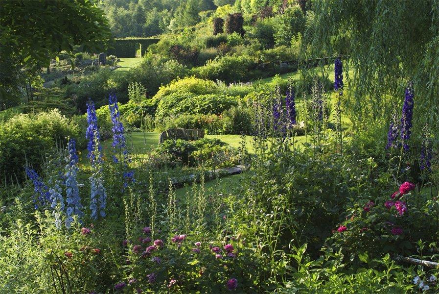 Un jardin sur les crêtes vosgiennes dans Culture et patrimoine Jardin-de-Berchigranges