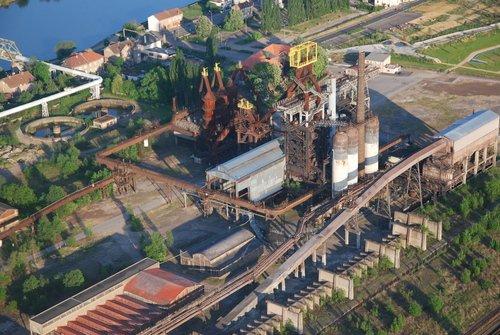 Cathédrale de feu à Uckange dans Culture et patrimoine U4-Uckange