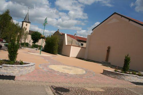 L'esprit de village à Cuvry dans Culture et patrimoine Cuvry