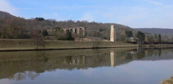 Aqueduc Ars-sur-Moselle