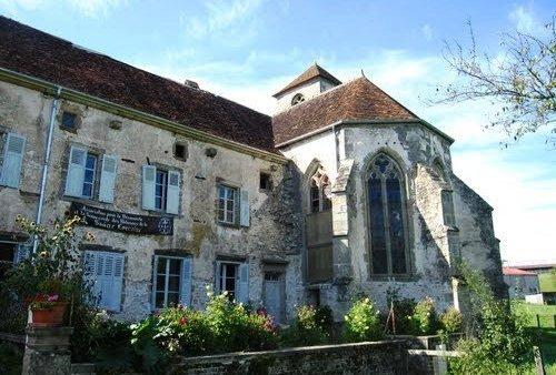 Restauration du couvent des Thons dans Actualité couvent-Les-Thons