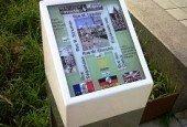 Installation de bornes de repérage pour les non-voyants à Metz dans Actualité bornes-non-voyants-metz