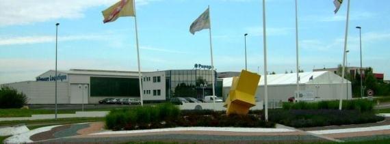 Agrandissement de Panopa Logistique à Hambach dans Actualité panopa-logistique