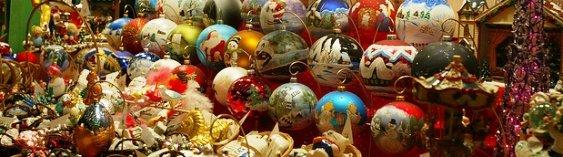 boules de Noël Metz