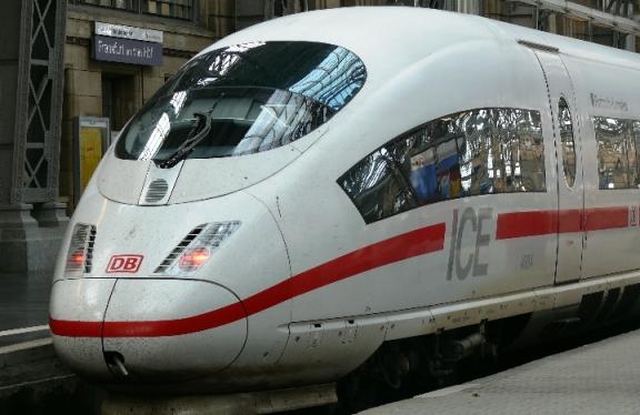 Retards et annulations à répétition sur la ligne Paris-Francfort en gare de Forbach dans Actualité ice
