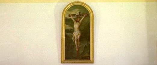 La Crucifixion Devillt assises Moselle