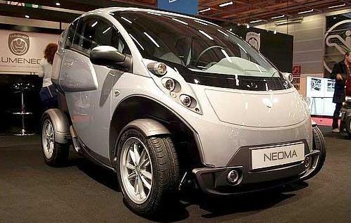 Une voiture électrique made in Vosges dans Actualité neoma-lumeneo