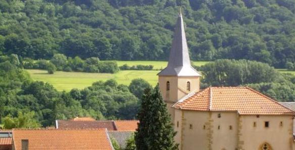 Patrimoine, nature et projets à Saulny dans Culture et patrimoine saulny