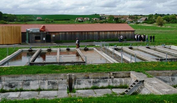 Nouvelle écloserie à l'étang de Lindre dans Actualité ecloserie-lindre