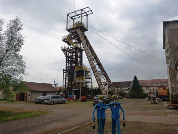 Ecomusée Mines Fer Lorraine Aumetz