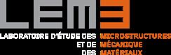 Un laboratoire d'excellence sur les matériaux à Metz dans Education logo-lem3