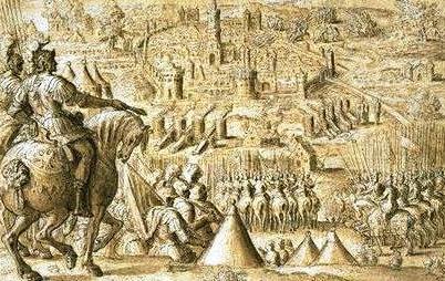 Siège de Metz par Charles Quint : le tournant de 1552 dans Culture et patrimoine tapisserie-siege-de-metz