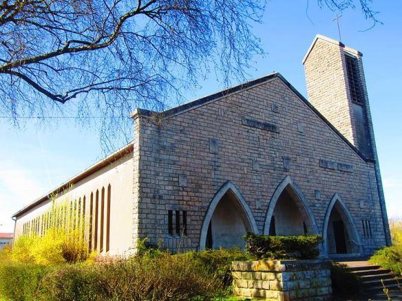 église Notre-Dame-de-l'Assomption Plateau Mont-Saint-Martin