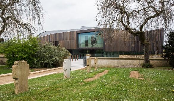 Musée de Gravelotte extérieur