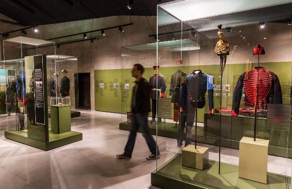 Musée de Gravelotte intérieur