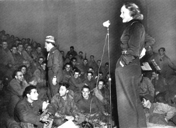 Marlene Dietrich Lorraine