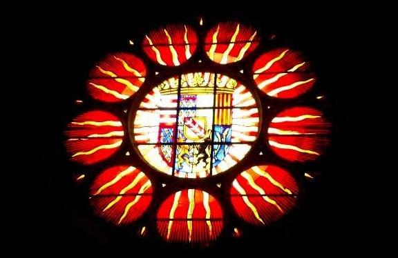 blason lorrain Chapelle Cordeliers Nancy