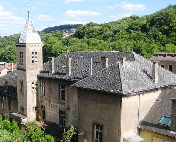 Chapelle des mineurs Cité Gargan Hayange