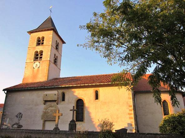 église Mey