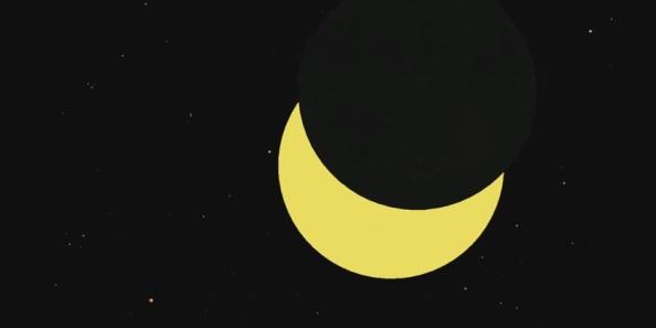 éclipse solaire partielle Lorraine