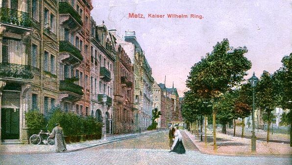 Metz_Kaiser-Wilhelm-Ring_1917
