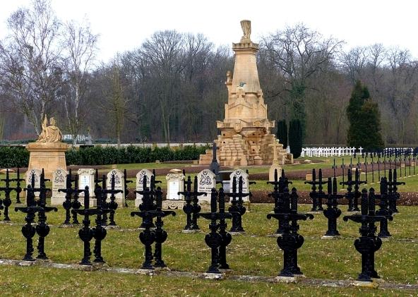 Nécropole Metz Chambière 1
