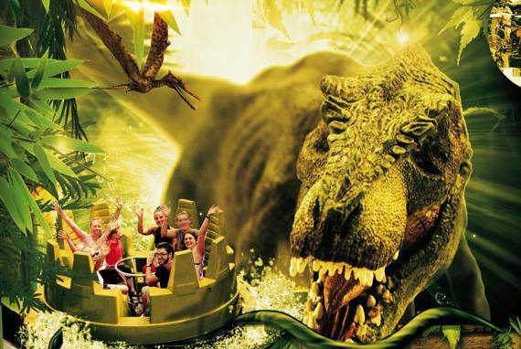 Dino raft Walygator