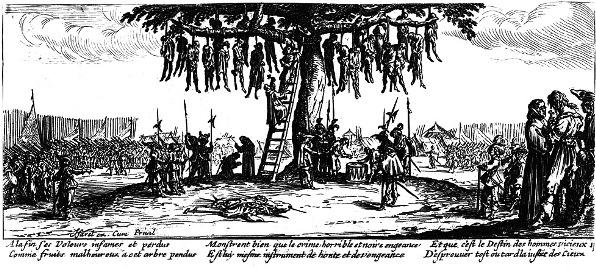 Misères de la guerre Jacques Callot