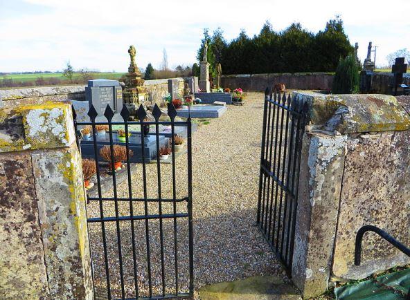 cimetière anabaptiste Gosselming