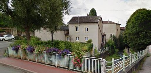 moulin ruisseau Vallières