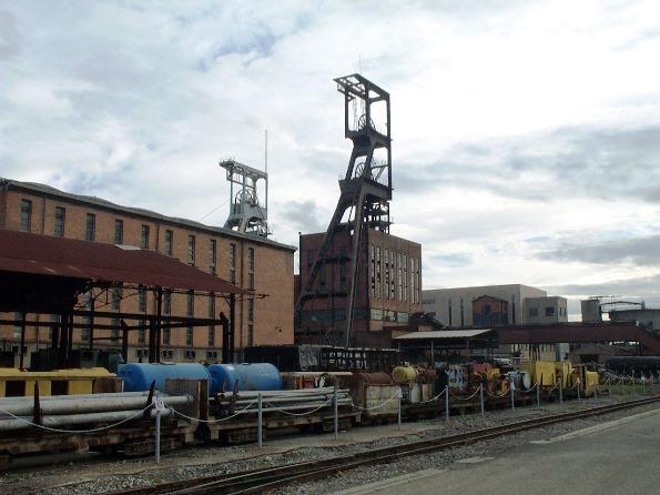 Musée Mine De Wendel Petite-Rosselle