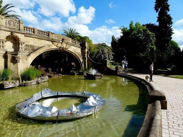 Art jardins Metz 1