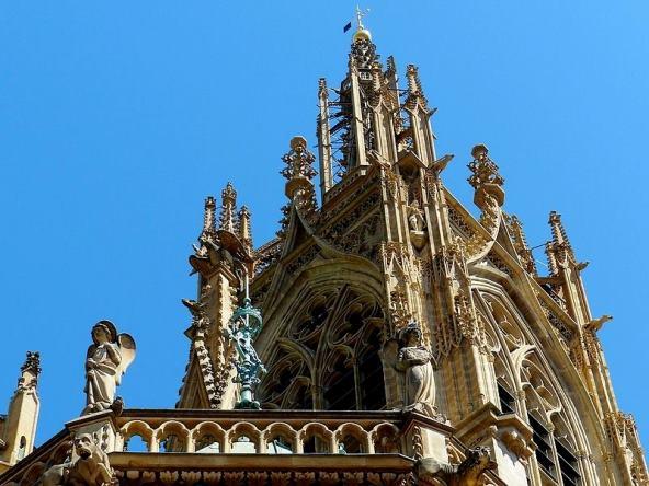 Tour Mutte Cathédrale Metz