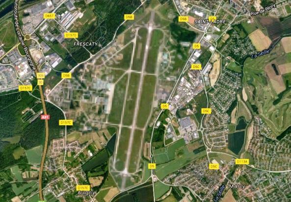 BA 128 Metz-Frescaty