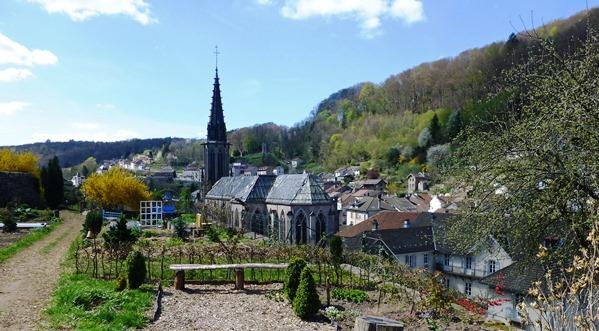 église Saint-Amé Plombières-les-Bains