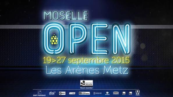 logo Moselle Open 2015