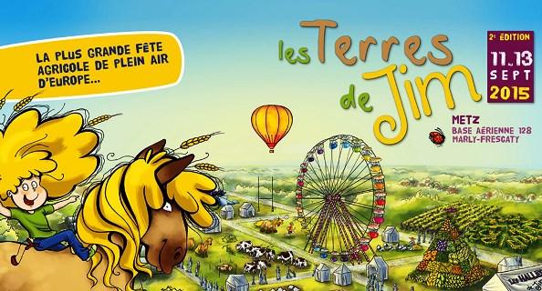 Terres de Jim 2015 Metz-Frescaty