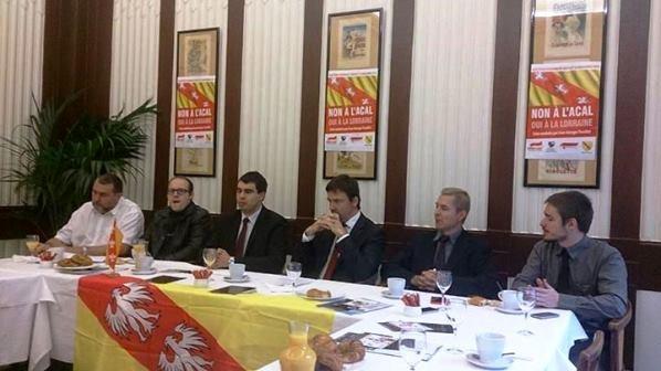 Conférence de presse Nancy 20151113