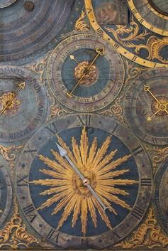horloge astronomique Stanislas