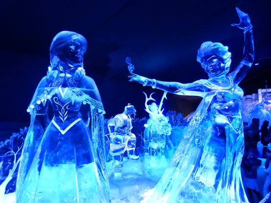 Féerie de glace Metz 1