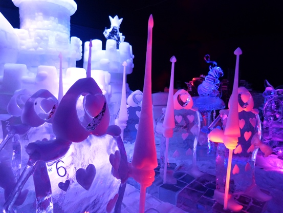 Féerie de glace Metz 2