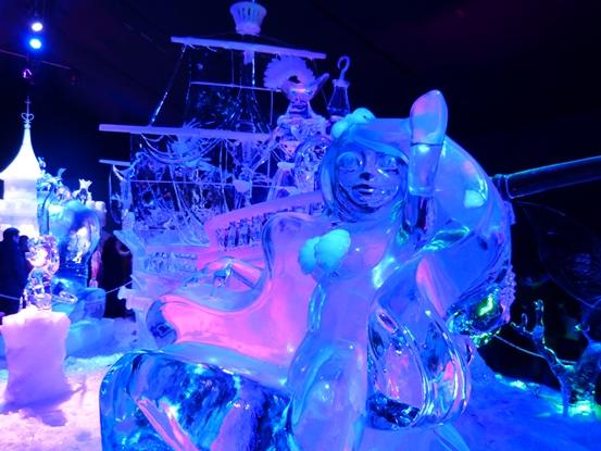Féerie de glace Metz 4